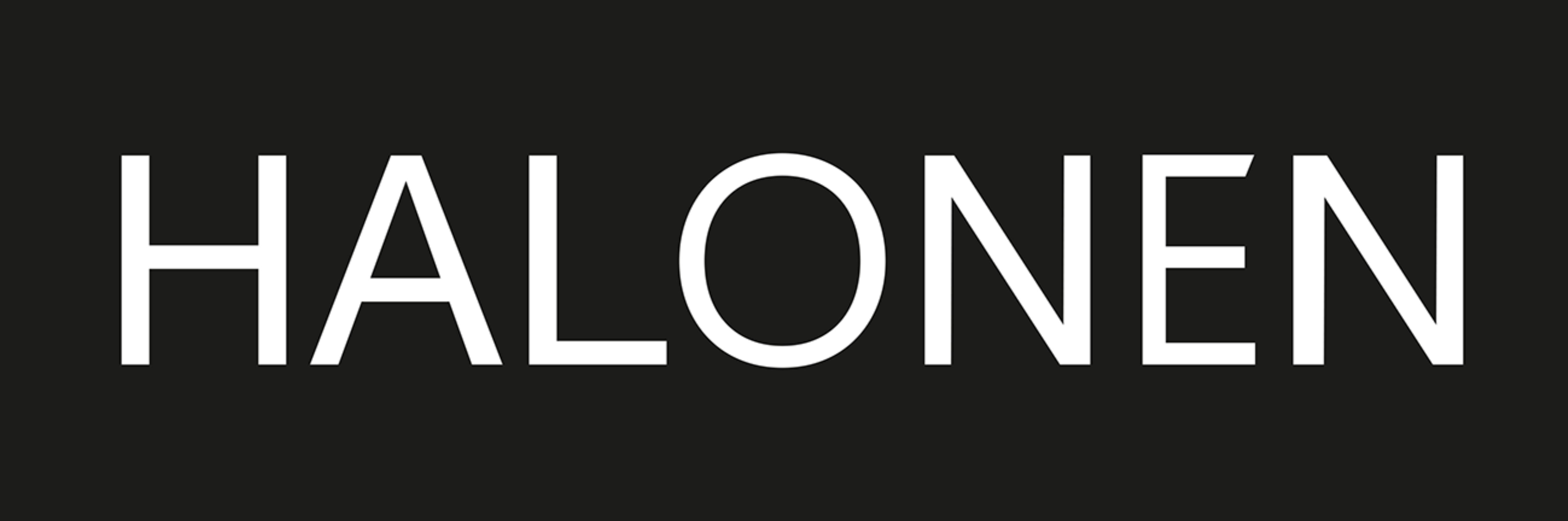 Halonen logo