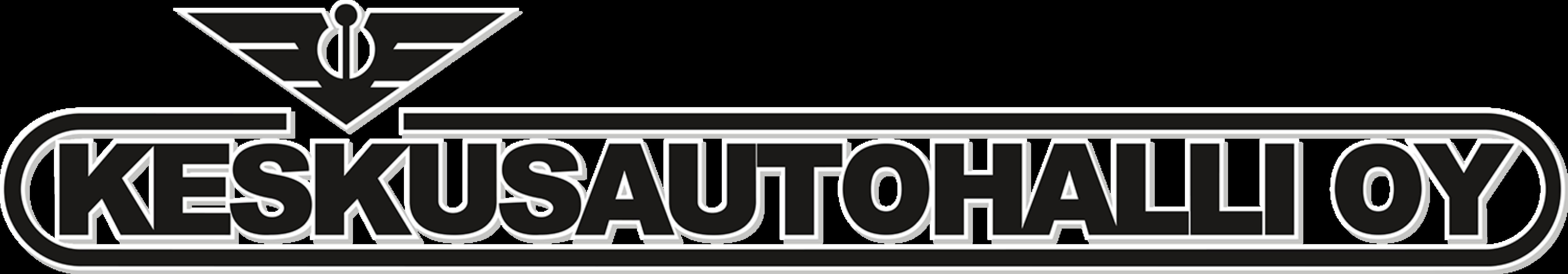 Keskusautohalli logo